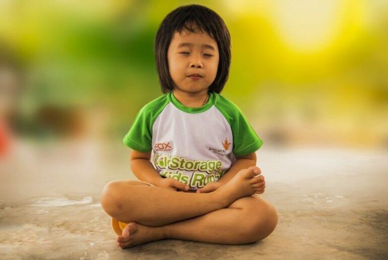 Benefícios da Yoga Infantil