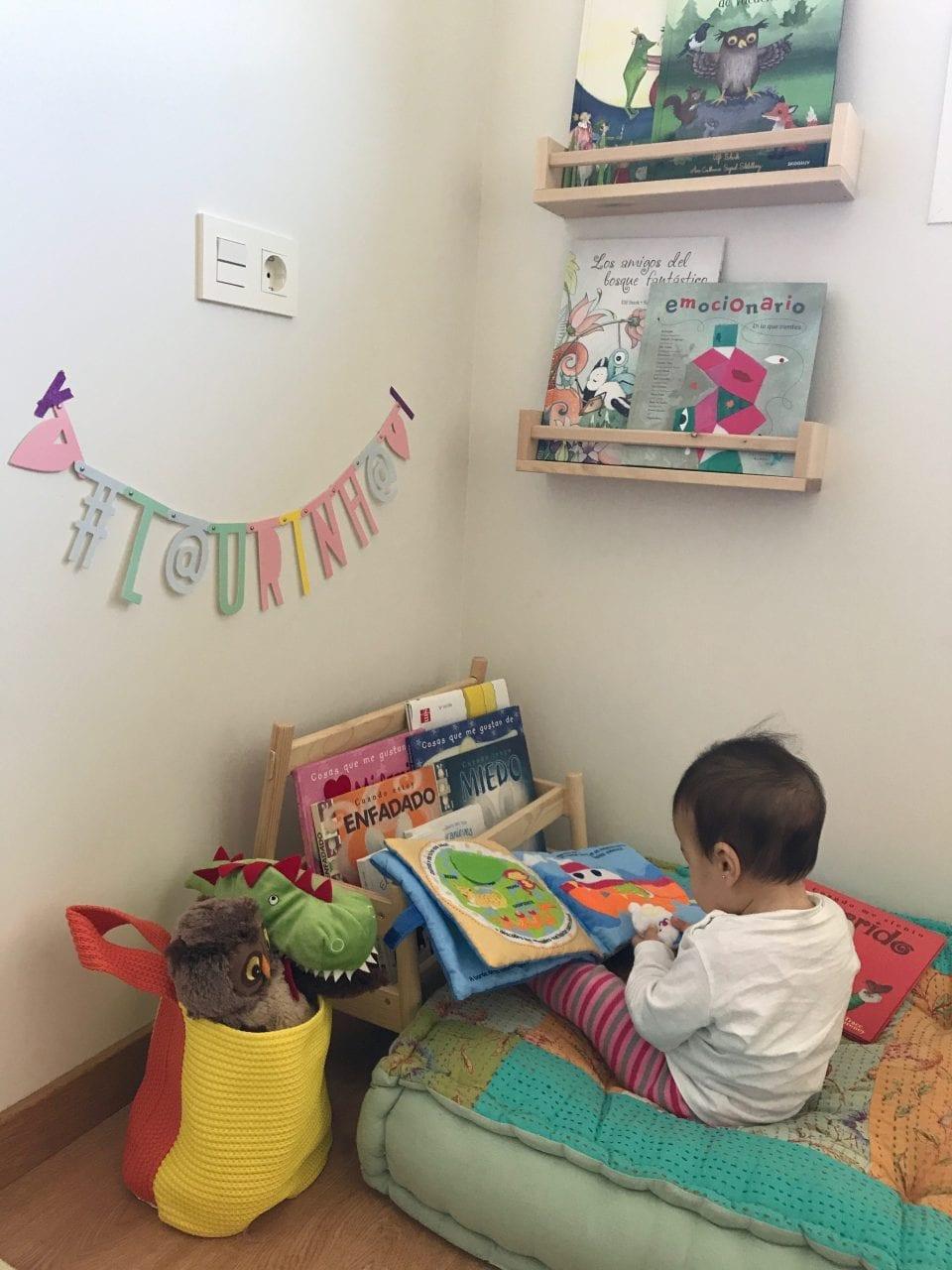 Cantinho Da Leitura Montessori 04 Criando Com Apego