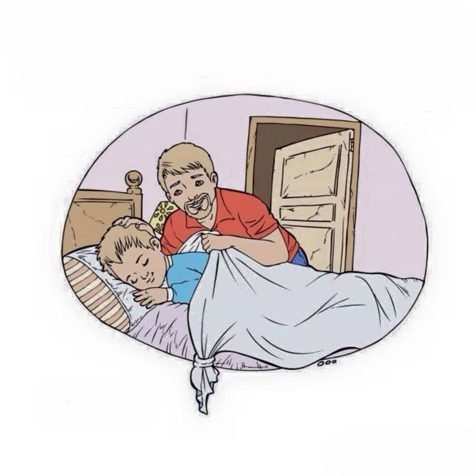 historia de amor emocionante de um pai para seu filho