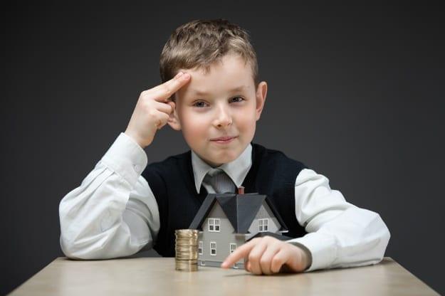 investir no filho