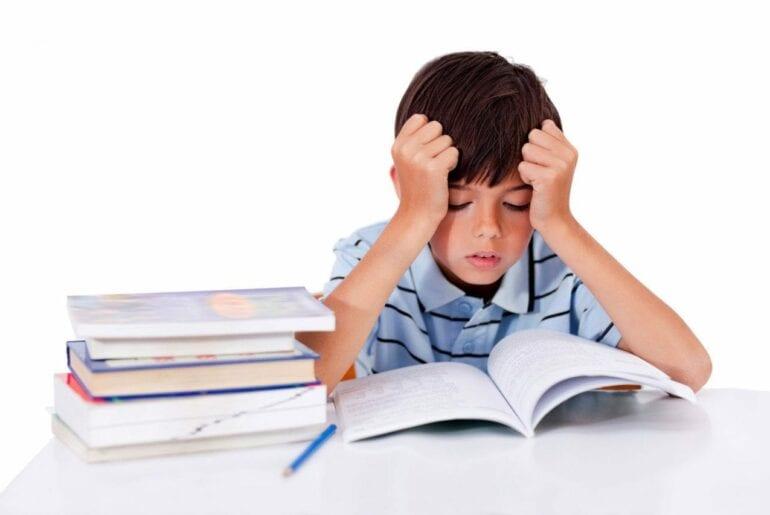 leitura castigo infantil
