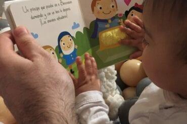leitura de contos infantis