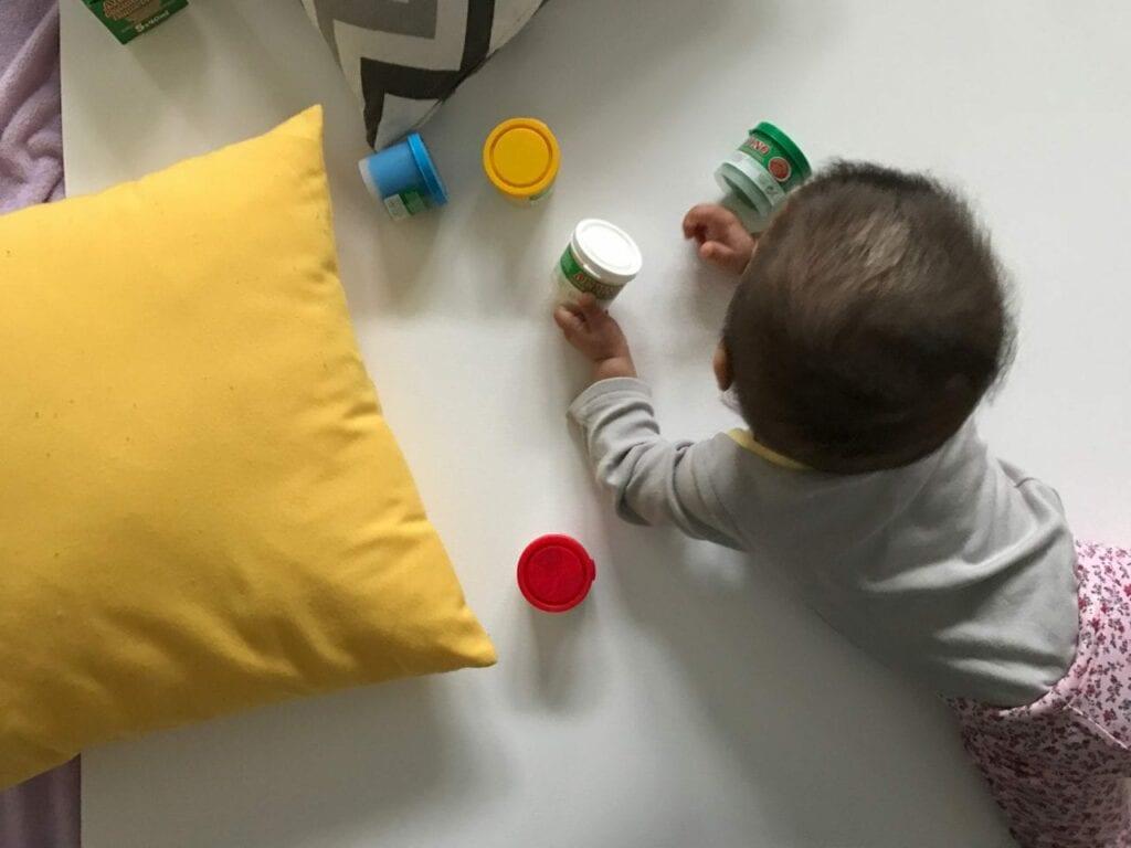 Pintura com dedos