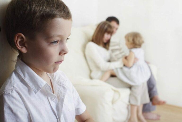 problemas de autoestima criancas