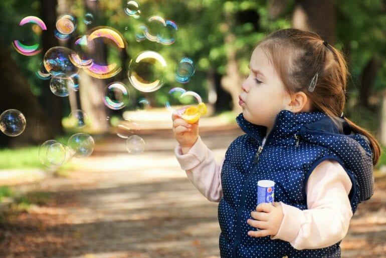 ser crianca infancia feliz