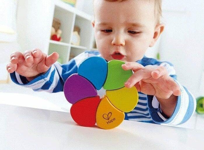 brinquedos montessori para bebes