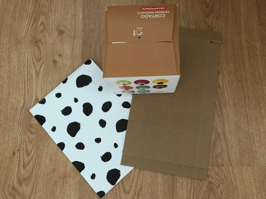 caixa de permanencia montessori - materiais necessarios 01