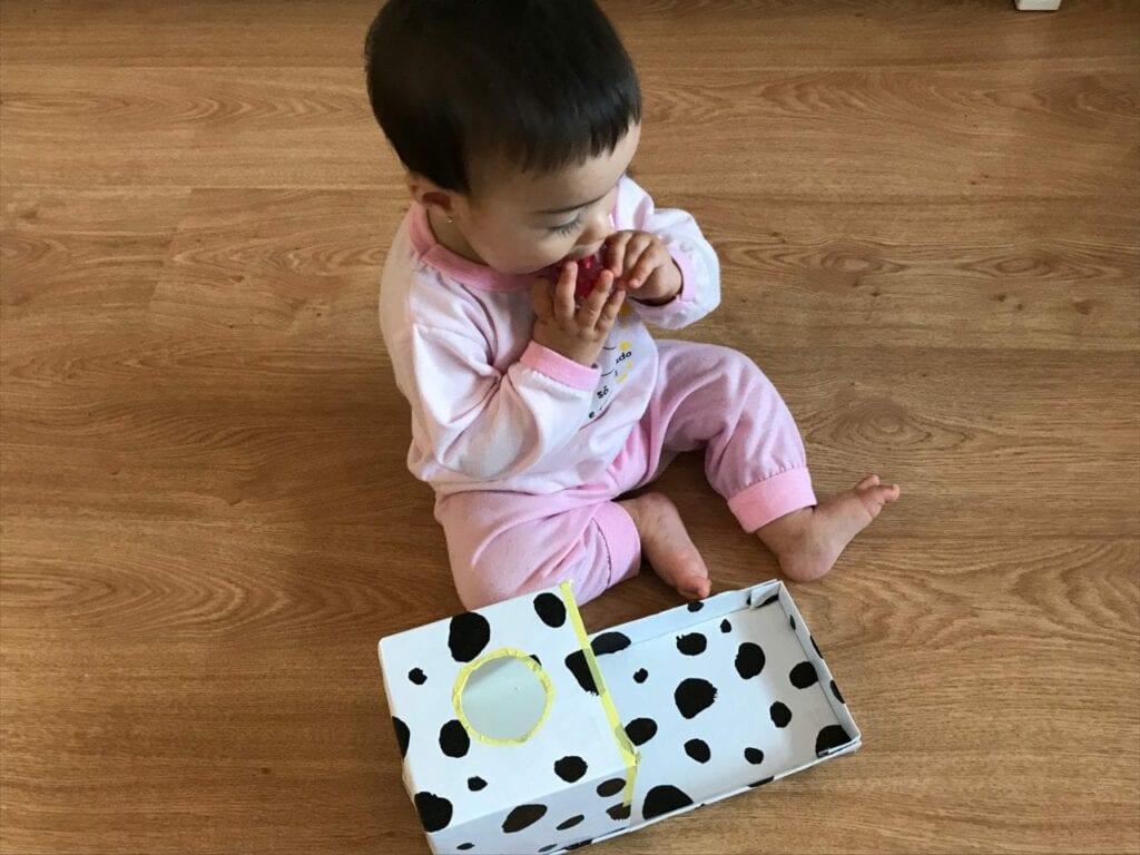 como fazer caixa de permanencia montessori 10