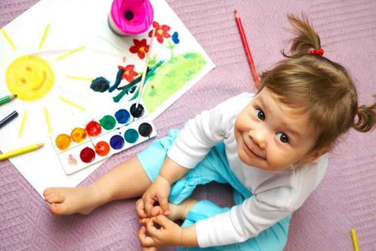 Criatividade das crianças