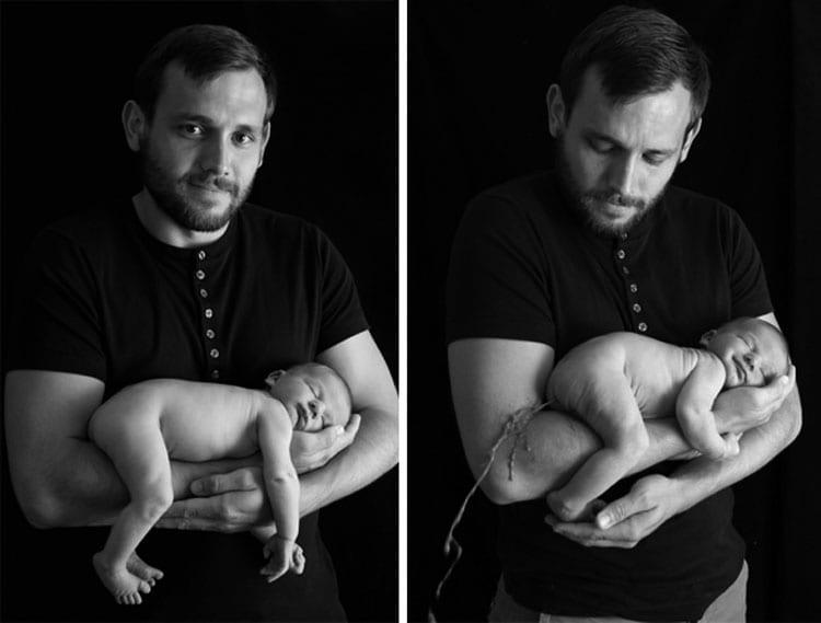 fotos de bebes desastrosas 12