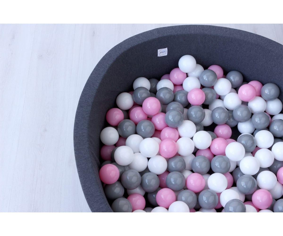 Piscina de bolinhas infantil minibe 01 criando com apego - Piscina de bolas para bebes ...