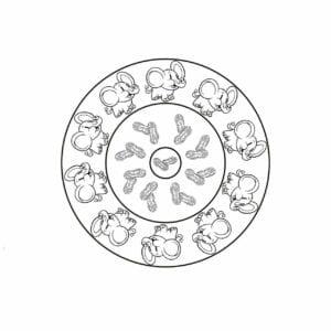 mandalas-para-criancas-elefante