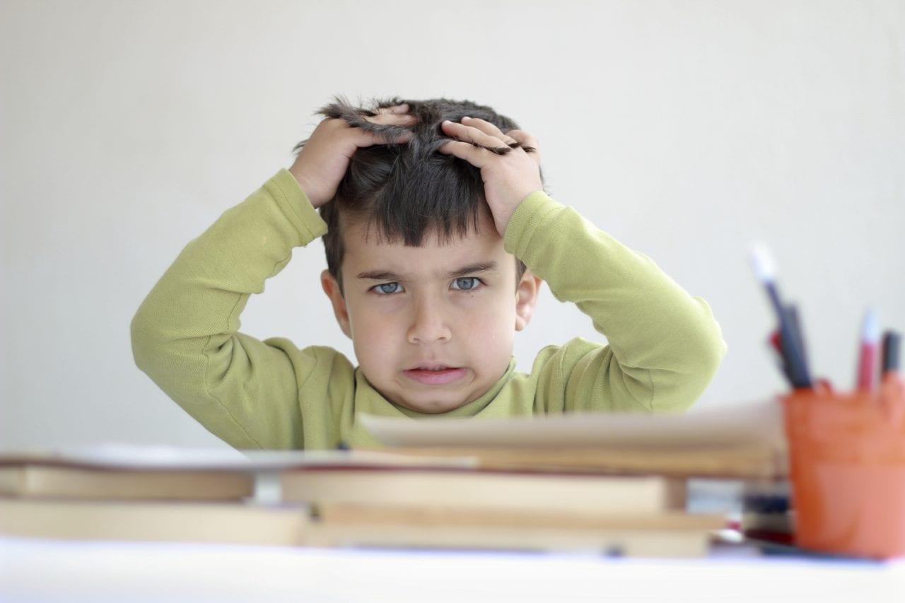 melhorar a atencao nas criancas