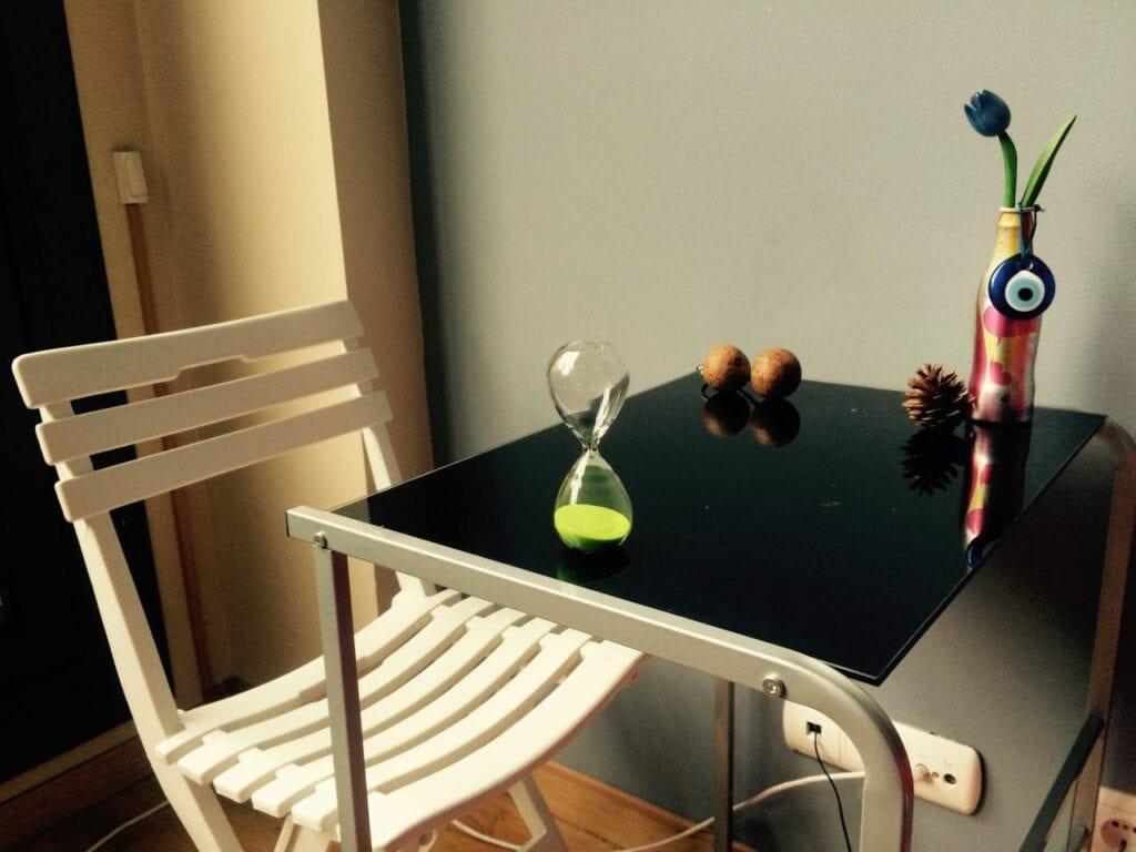 mesa da paz el aula de janire