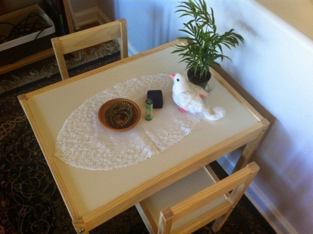 mesa da paz trukitos de amatxu
