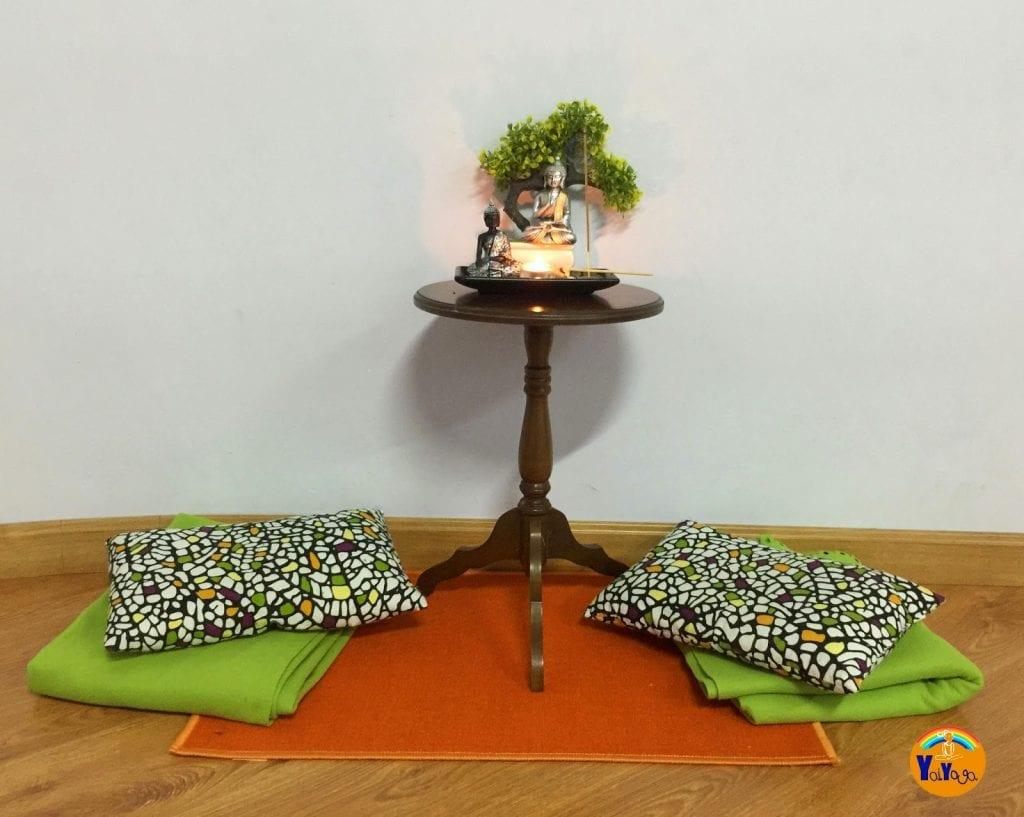 mesa da paz yai yoga