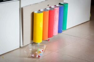 Tubo das cores