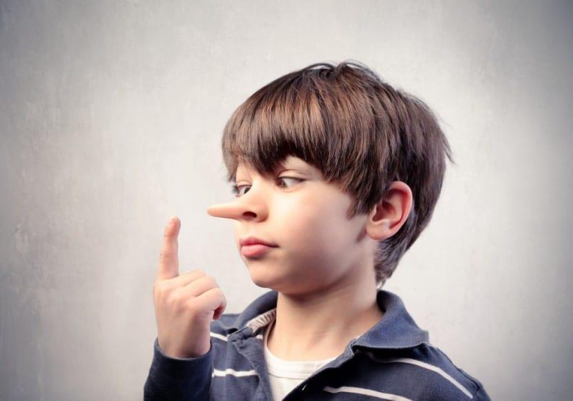 Que fazer para que as crianças nao mintam
