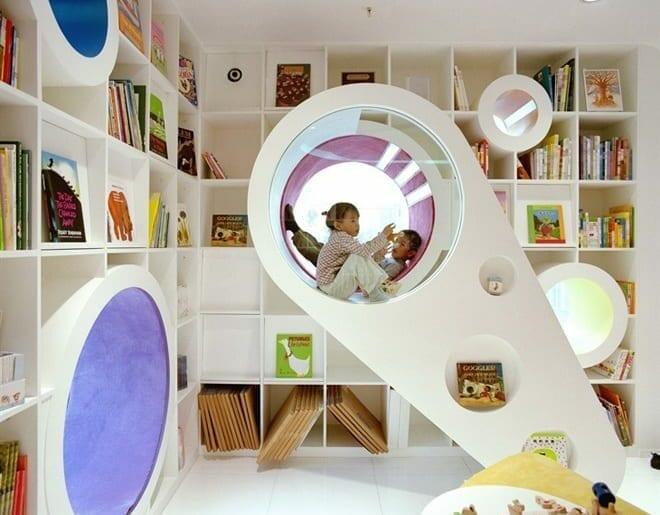 livraria infantil mais bonita do mundo 01