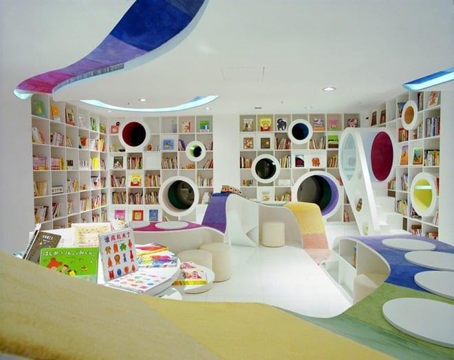 livraria infantil mais bonita do mundo 02
