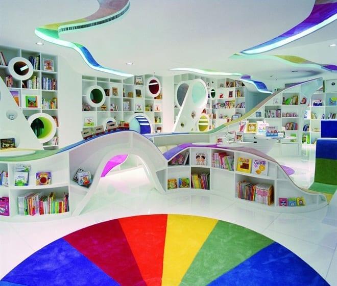 livraria infantil mais bonita do mundo 03