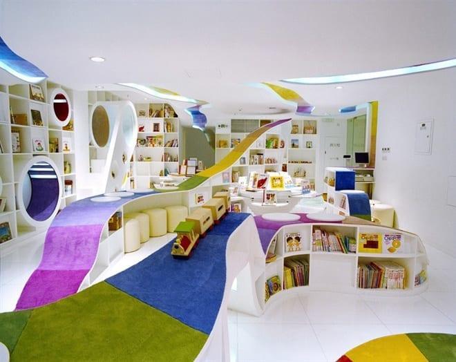 livraria infantil mais bonita do mundo 05