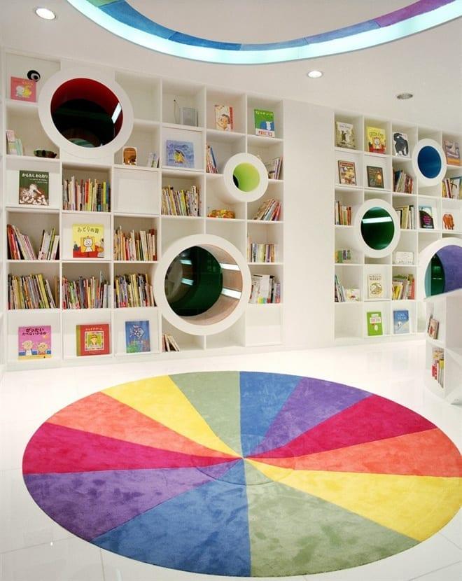 livraria infantil mais bonita do mundo 06