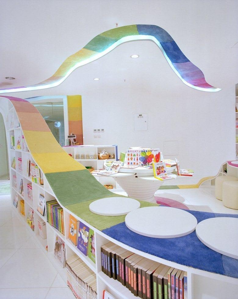 livraria infantil mais bonita do mundo 07