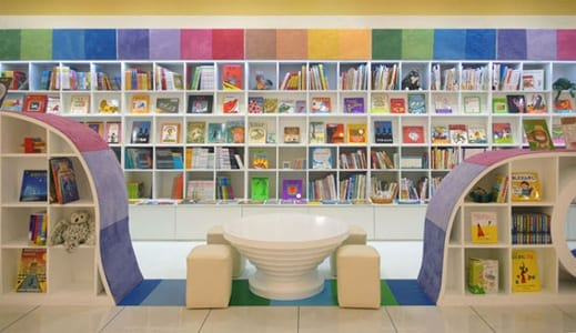 livraria infantil mais bonita do mundo 08