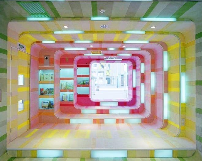 livraria infantil mais bonita do mundo 12