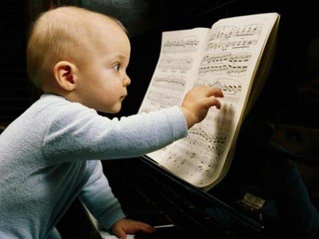 musica para acalmar bebes
