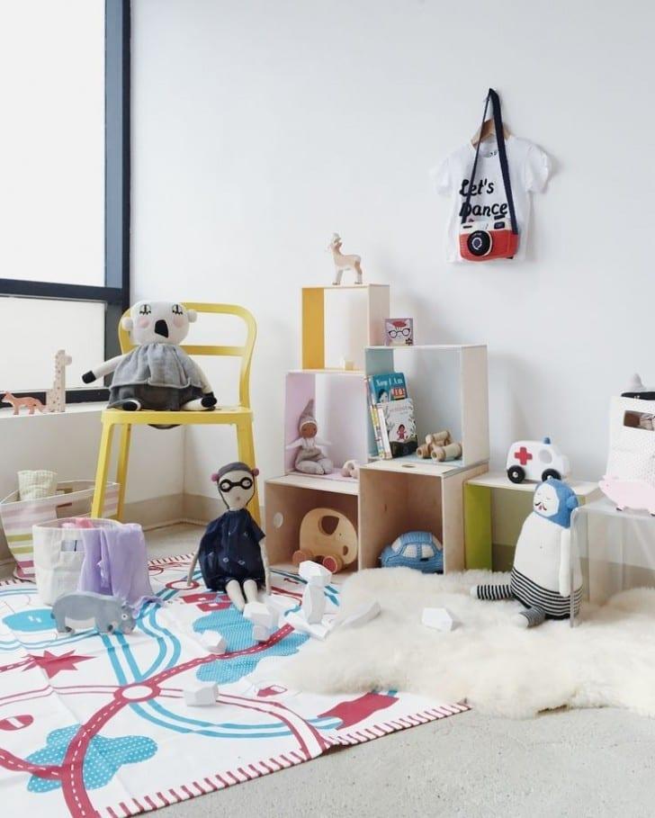ideias para guardar brinquedos 12