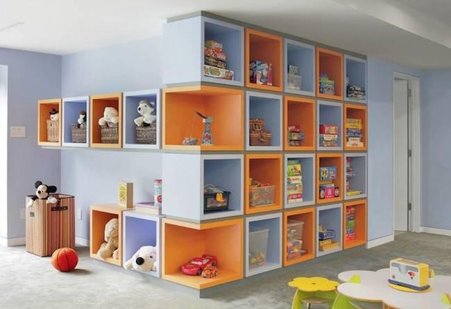 ideias para guardar brinquedos 13
