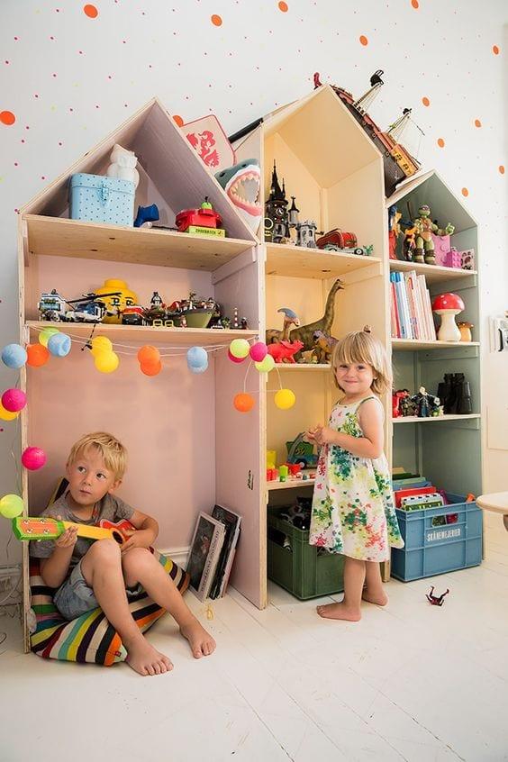 ideias para guardar brinquedos 18