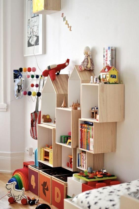 ideias para guardar brinquedos 22
