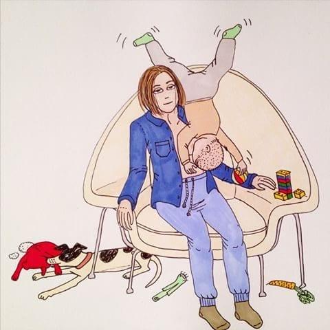 maternidade real - posturas para amamentar