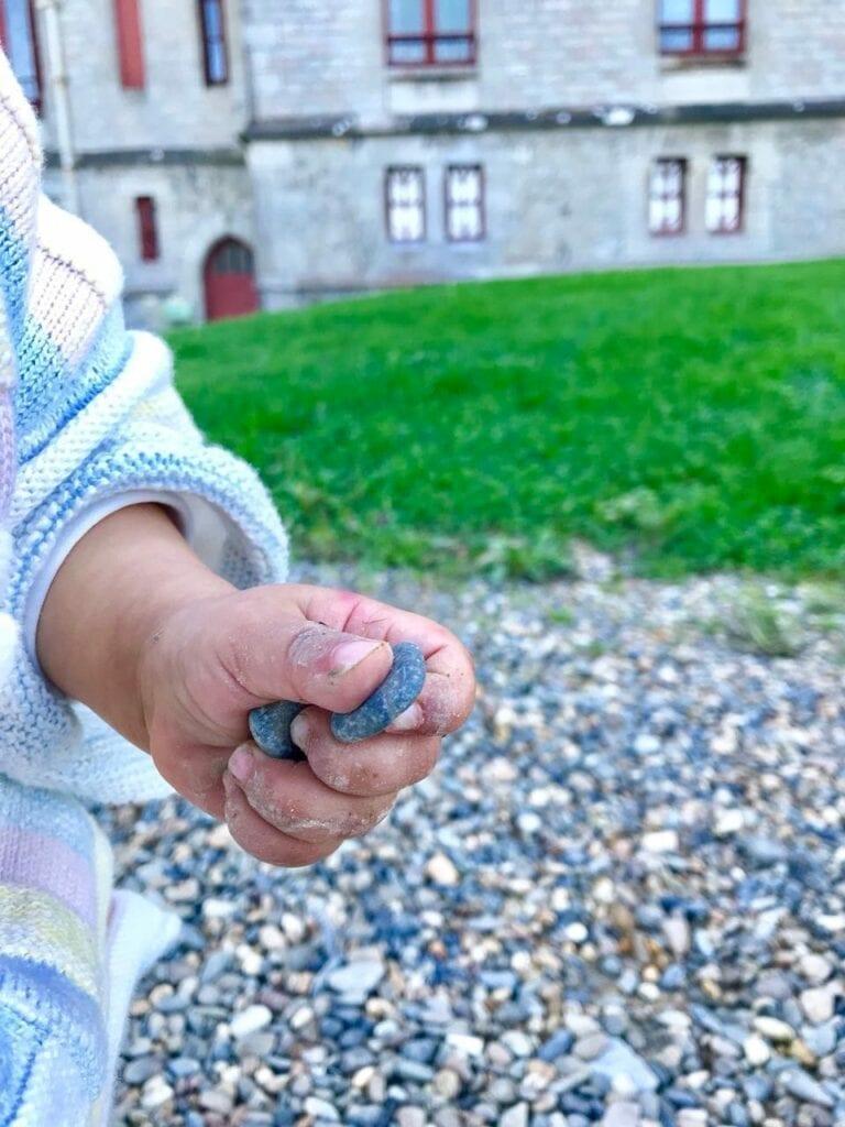 natureza e o jogo ao ar livre