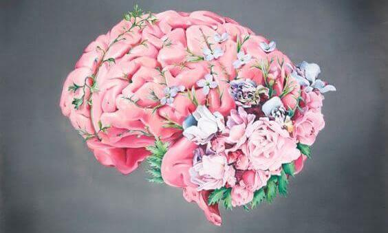 o cerebro do bebe se alimenta de amor