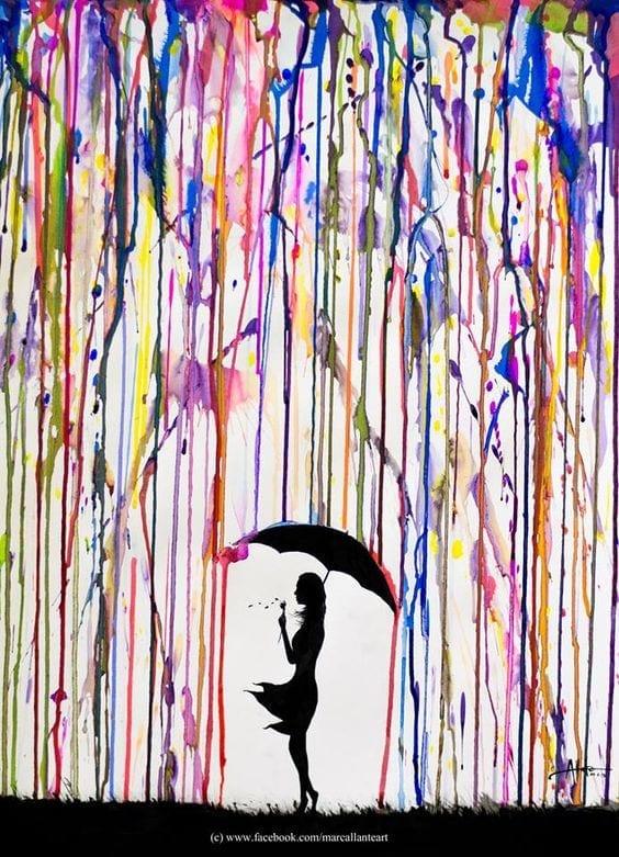 pintando a chuva 07