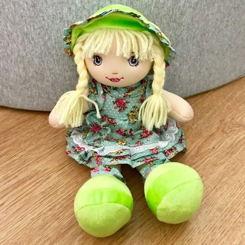 presente para bebe de 1 ano boneca