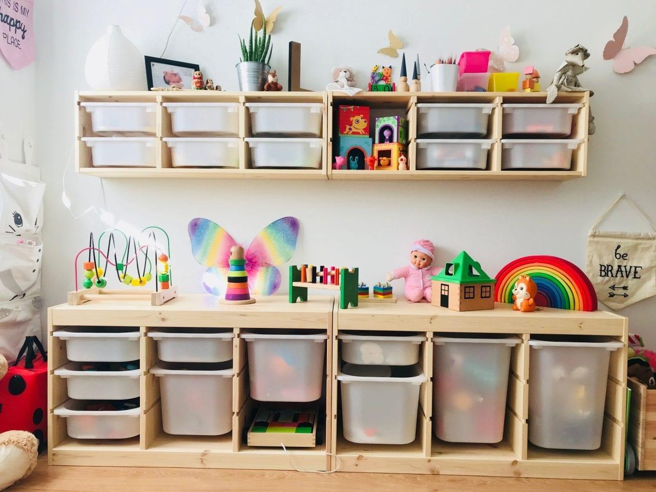 O Arm Rio Para Guardar Brinquedos De Laura ~ Organizando O Quarto De Brinquedos
