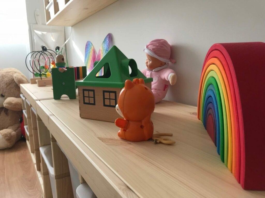 armario de guardar brinquedos 10