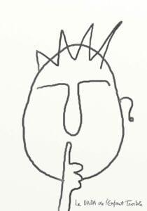 atividade criativa rosto humano 12