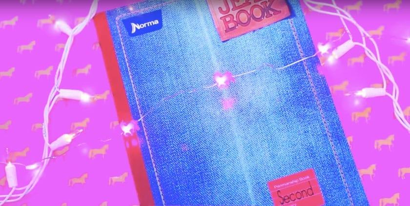 caderno unicornio personalizado diy 01