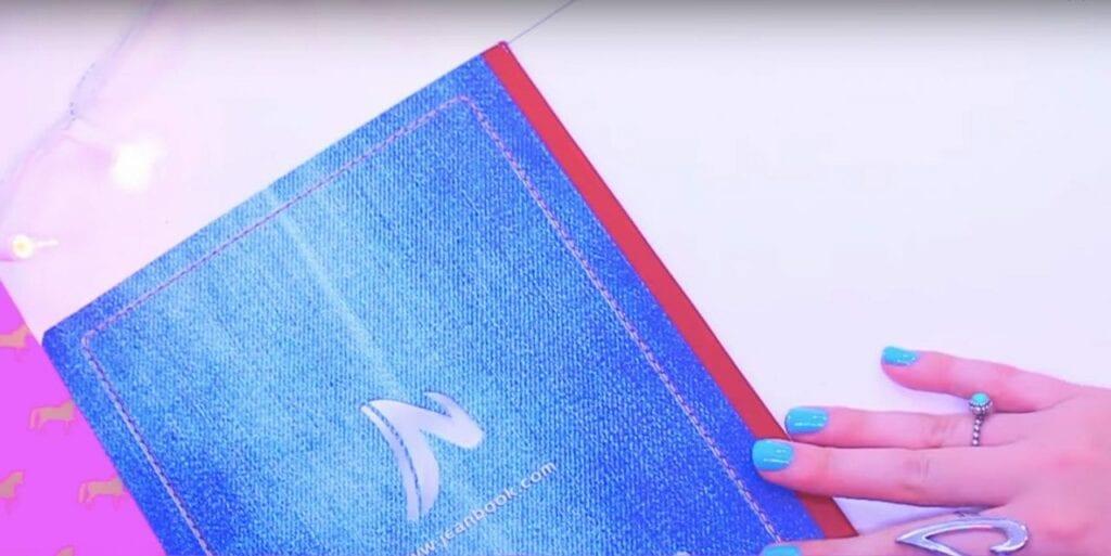 caderno unicornio personalizado diy 02