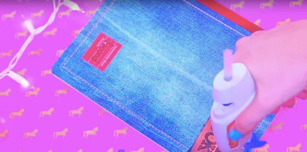 caderno unicornio personalizado diy 03