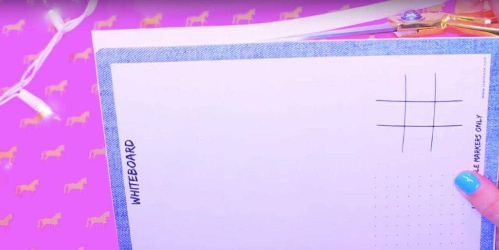 caderno unicornio personalizado diy 05