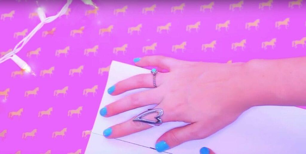 caderno unicornio personalizado diy 07