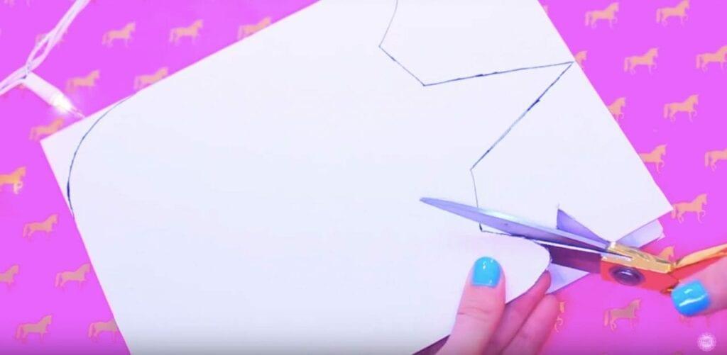 caderno unicornio personalizado diy 12