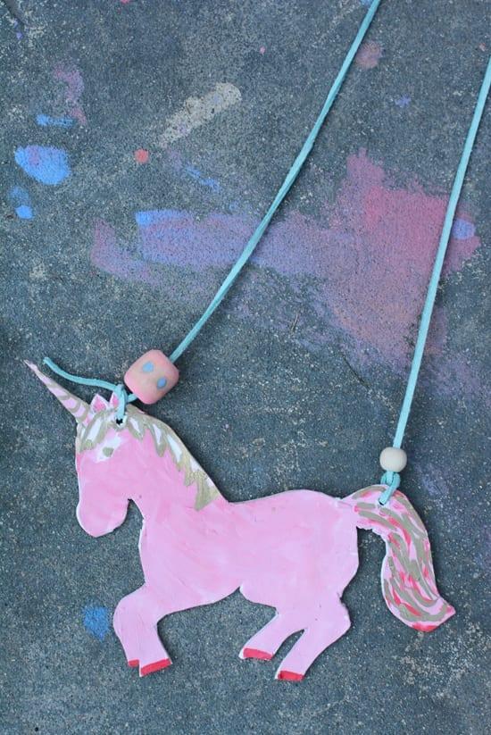 cordao unicornio